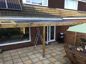 how to build your own veranda