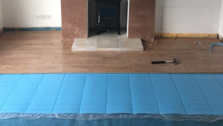 fit your own laminate flooring
