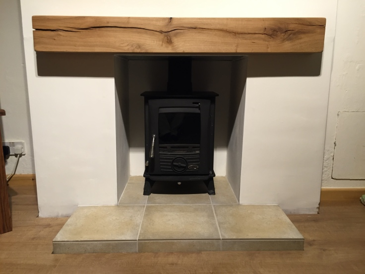 laminate flooring fire place