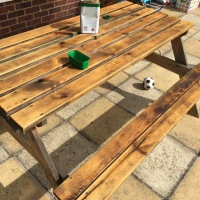 How to restore garden furniture