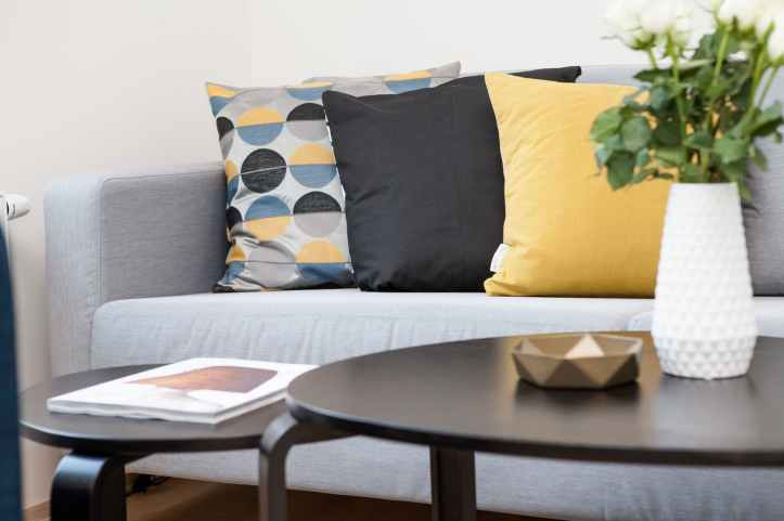 Give your living room a modern feel with these 5 upgrades