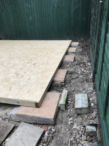 shed build 12