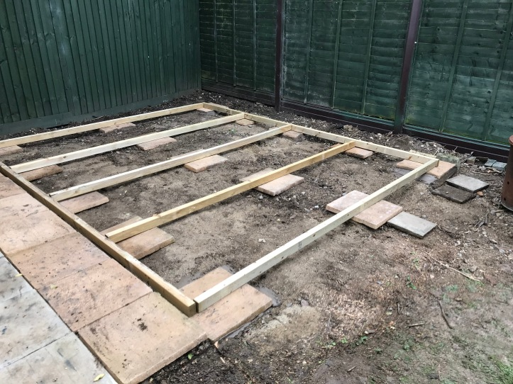 Shed Build 6