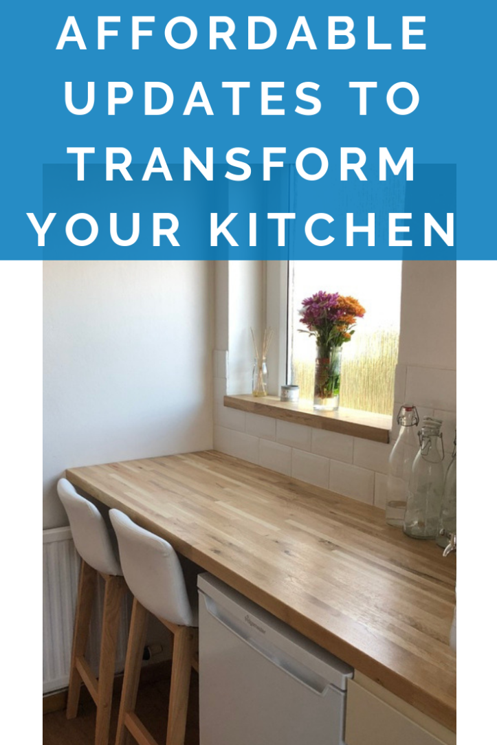 Affordable updates to transform your kitchen.png