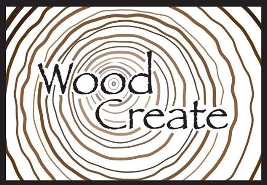 Wood Create Logo 3