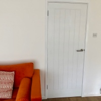 How to replace architrave and update your doors