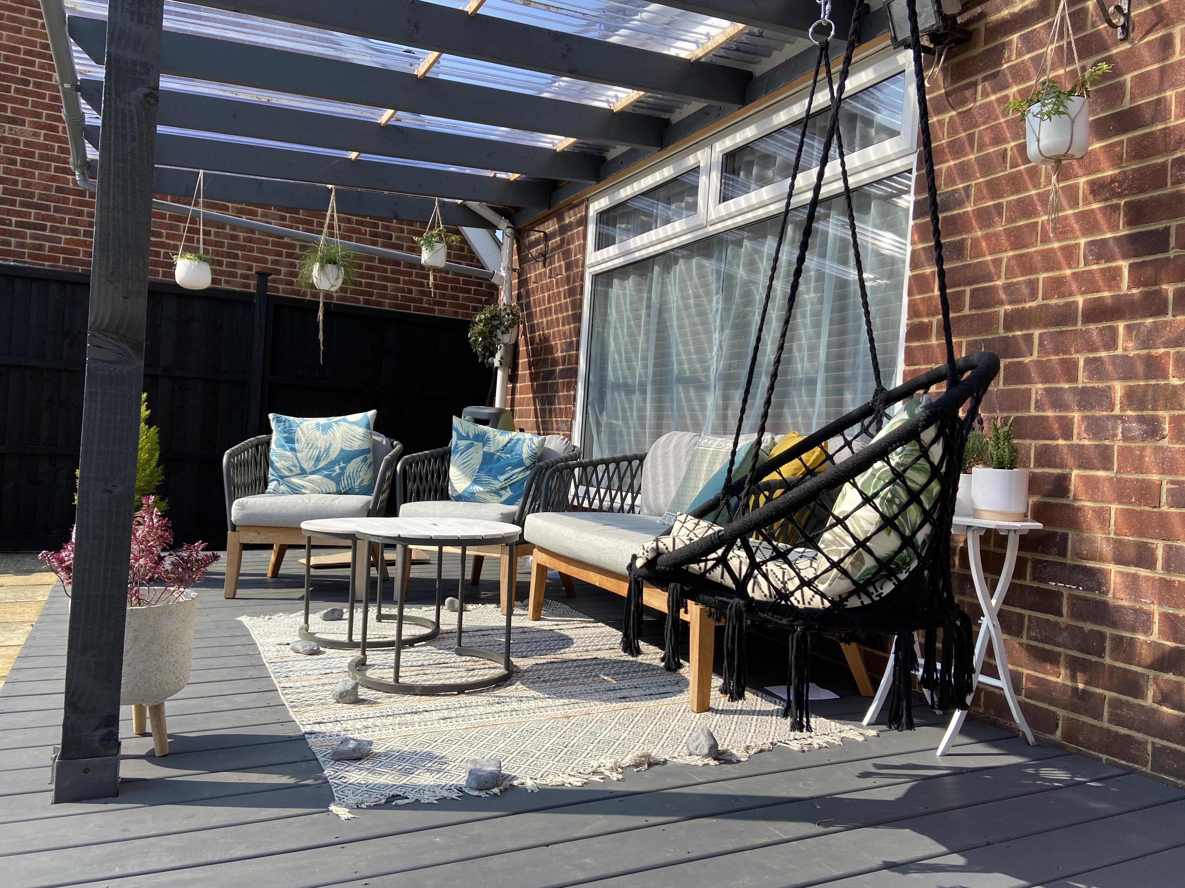 decking veranda