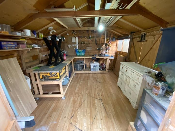 Workshop - woodworker