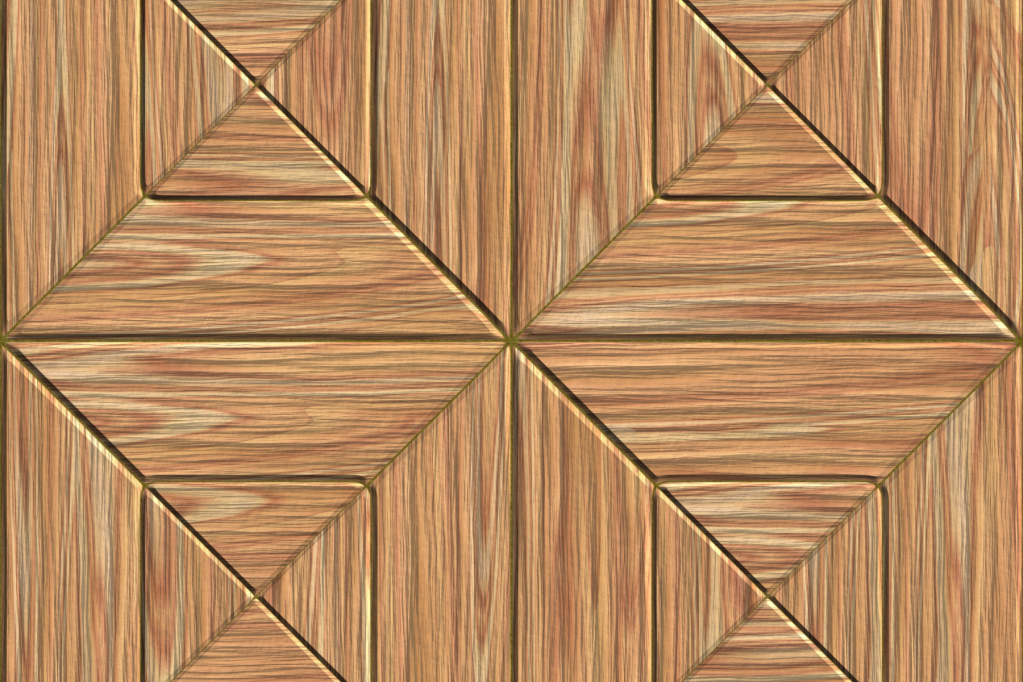 Floor tiles that look like wood
