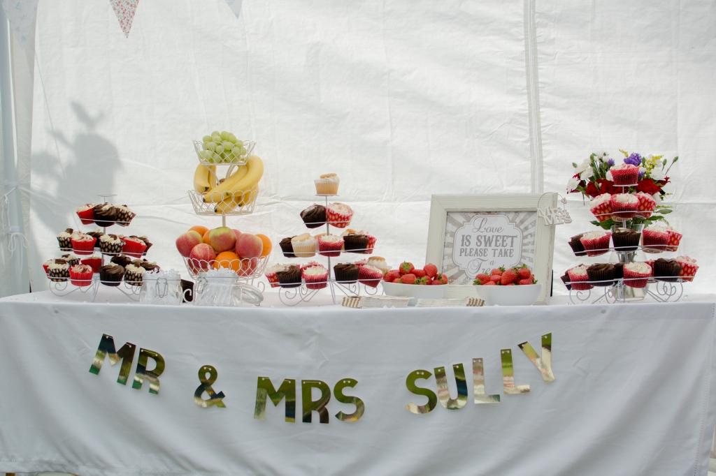 Save money with a backyard wedding