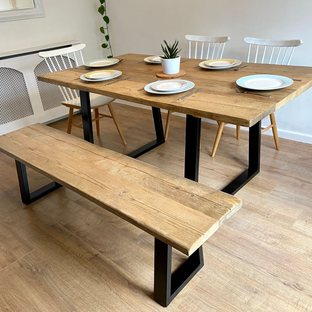 Customised wood furniture and decor for any style and taste